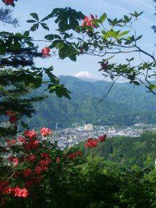 鷹取山からの富士山